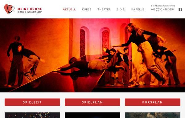 Vorschau von www.spiel-doch-selber.de, Kinder & Jugend Theater Murkelbühne
