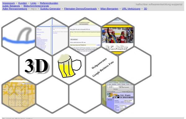 Vorschau von www.haifischbar.com, Haifischbar Softwareentwicklung Christian Stüben