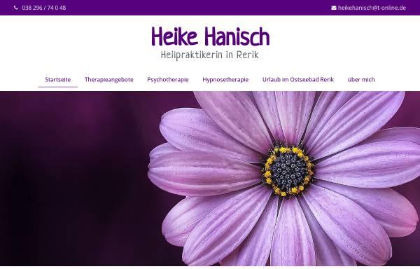 Vorschau von www.heikehanisch.de, Heike Hanisch