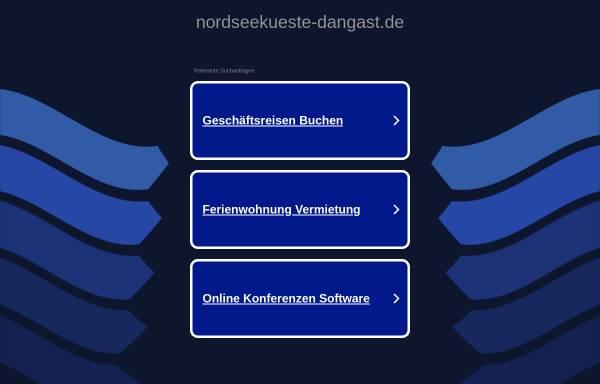 Vorschau von www.nordseekueste-dangast.de, Ferienwohnungen im Nordseebad Dangast
