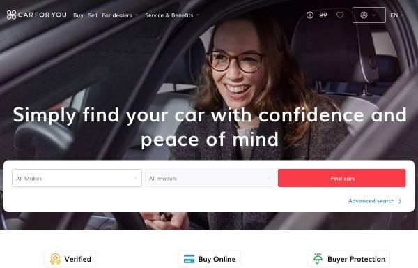 Vorschau von auto.ricardo.ch, Auto.ricardo.ch