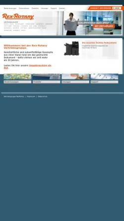Rex Rotary Vertriebsgesellschaft Essen Mbh Bürobedarf