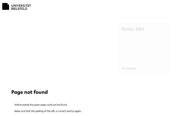 Vorschau von www.uni-bielefeld.de, Arbeitsbereich Texttechnologie