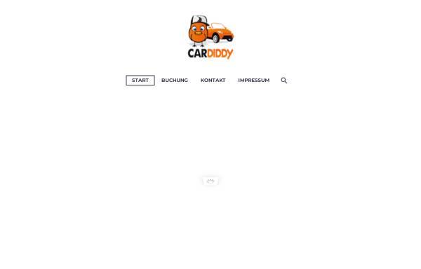 Vorschau von www.cardiddy.com, Cardiddy
