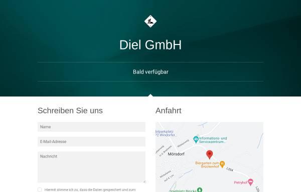 Vorschau von www.diel-transporte.de, Diel GmbH