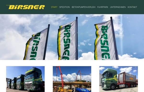 Vorschau von birsner-singen.de, Adolf Birsner GmbH & Co. KG