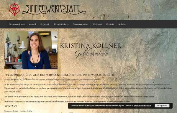 Vorschau von www.sinnenwerkstatt.de, Sinnenwerkstatt