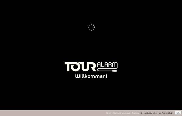 Vorschau von www.touralarm.de, Touralarm