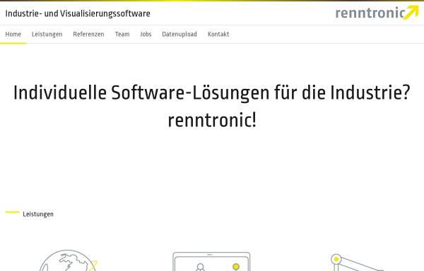 Vorschau von www.renntronic.de, Renntronic, Inh. Carsten Renn