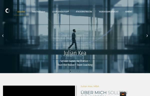 Vorschau von www.kilearning.net, Julian Kea