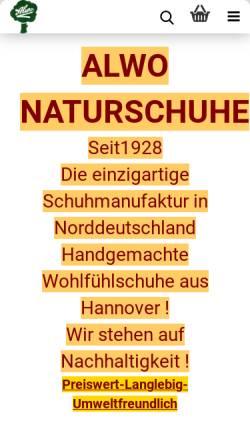 9127ed5577bad2 Alwo Naturschuh Fabrik - Schuhmachermeister Udo Wolters  Bekleidung ...