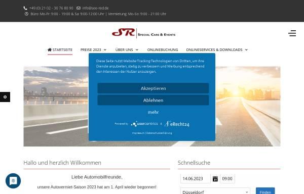 Vorschau von www.see-red.de, See Red GmbH
