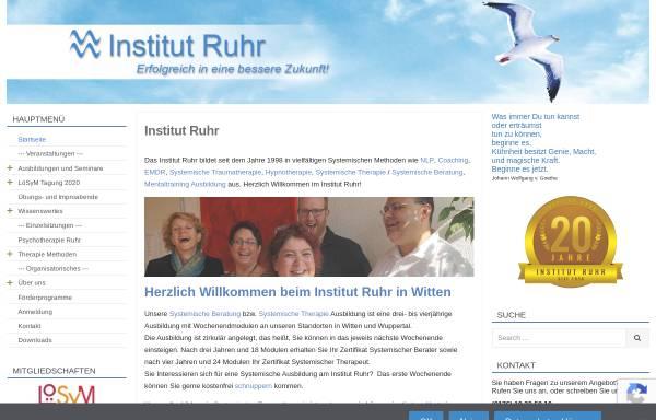 Vorschau von www.nlp-ausbildungsinstitut.de, NLP-Ausbildungsinstitut Ruhr, Roman Simeunovic