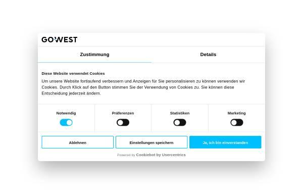 Vorschau von www.go-west.at, Go.West Communications GmbH