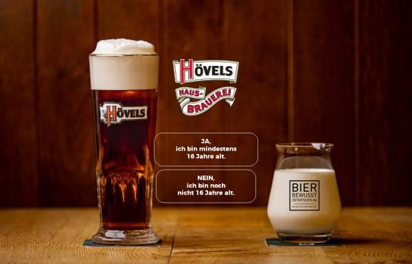 Vorschau von www.hoevels-hausbrauerei.de, Hövels Hausbrauerei GmbH