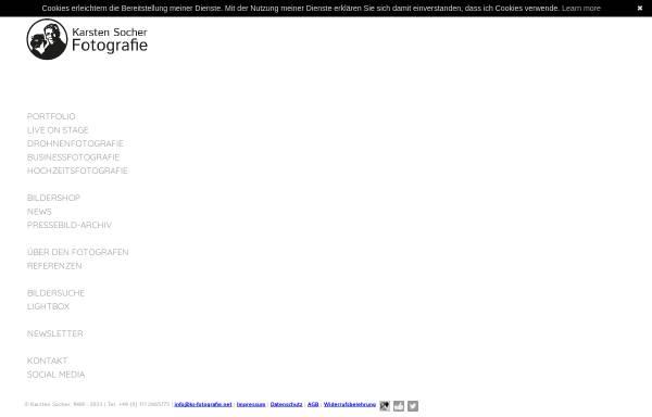 Vorschau von www.ks-fotografie.net, Karsten Socher Fotografie
