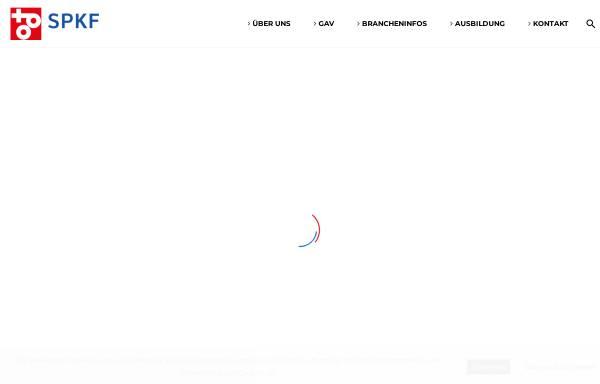 Vorschau von www.zpk.ch, ZPK, Verband der Schweizerischer Zellstoff-, Papier- und Kartonageindustrie und Arbeitgeberverband Schweizerischer Papier Industrieller