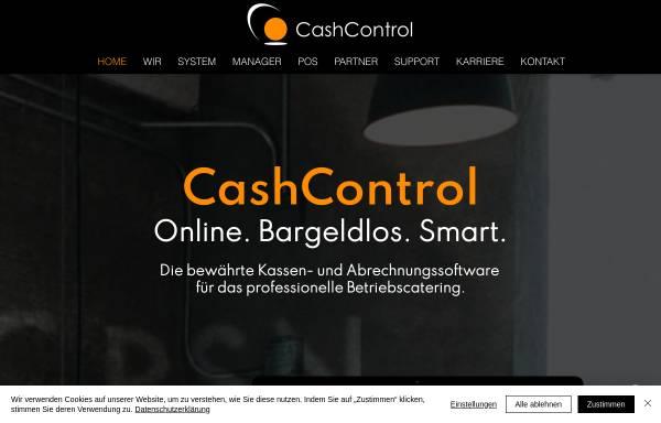 Vorschau von www.cashcontrol.com, CashControl Europe GmbH