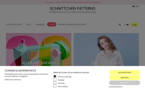 Schnittchen: Nähen, Handarbeiten schnittchen.com