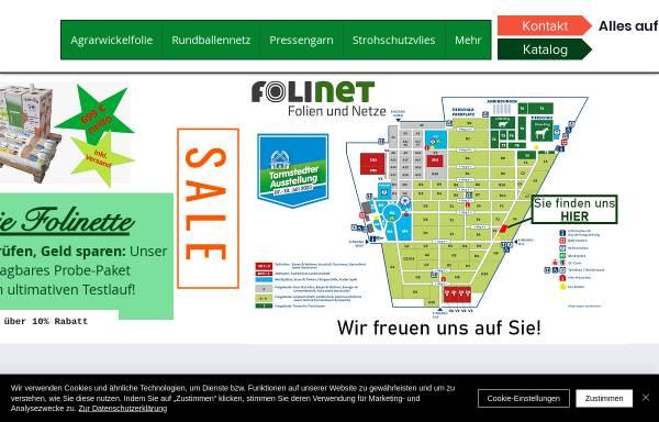 Vorschau von www.folinet.com, Folinet, Import-Export