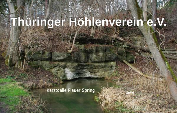 Vorschau von www.thueringer-hoehlenverein.de, Thüringer Höhlenverein e.V.