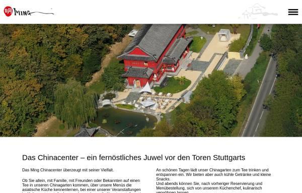 Vorschau von www.chinacenter.de, Chinahaus Freiberg