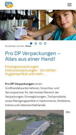 Pro Dp Packaging Inh Dennis Bauer In Ronneburg Großhandel