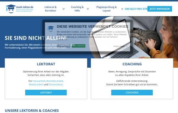 Vorschau von www.bewerbungserfolg.de, Bewerbungserfolg.de - Kai Henrik Stapelfeldt