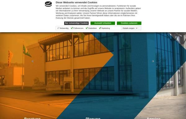 Vorschau von www.indruba.de, Indruba Drucklufttechnik GmbH Güdingen