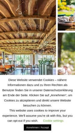 Vorschau der mobilen Webseite www.brathaehnchenfarm.net, Brathähnchenfarm