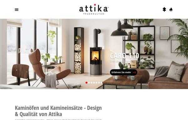 Vorschau von www.attika.ch, Attika Feuer AG