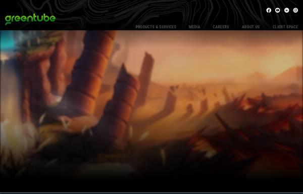 Vorschau von www.greentube.com, Greentube Internet Entertainment Solutions GmbH