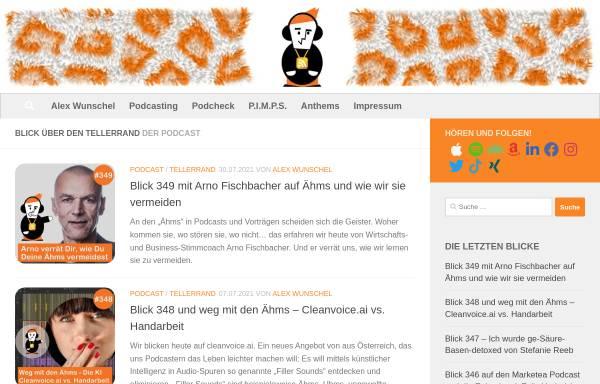Vorschau von www.pimpyourbrain.de, Podpimp - Alexander Wunschel