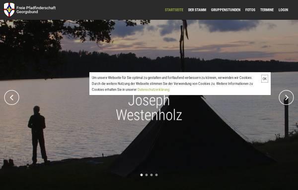 Vorschau von www.georgsbund.de, ESM, Georgsbund, Westenholz