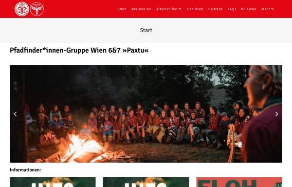 Vorschau von www.7er.at, Pfadfindergruppe Wien 7