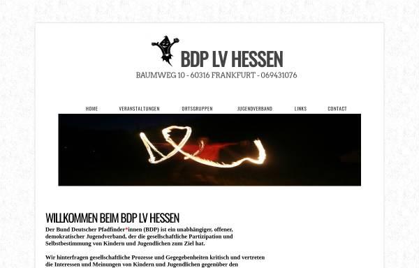 Vorschau von www.bdp.org, BDP Landesverband Hessen