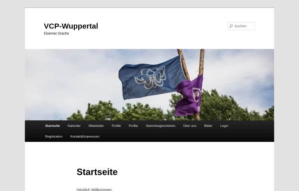 Vorschau von www.vcp-wuppertal.de, VCP Wuppertal - Stamm Wilhelm Conrad Röntgen