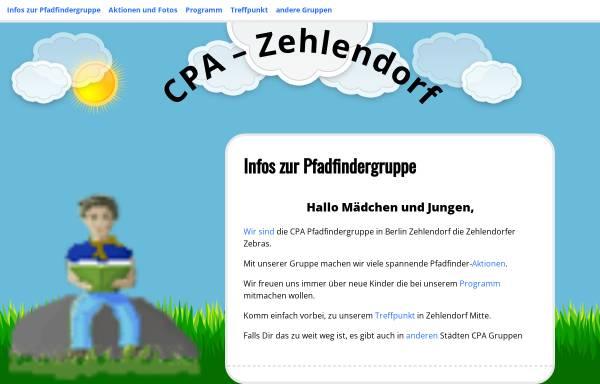 Vorschau von www.cpa-zehlendorf.de, CPA Berlin-Zehlendorf
