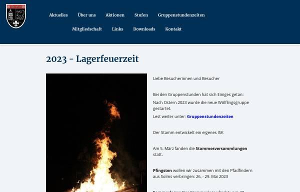 Vorschau von www.dongreif.de, DPSG Stamm Don Greif, Mainz