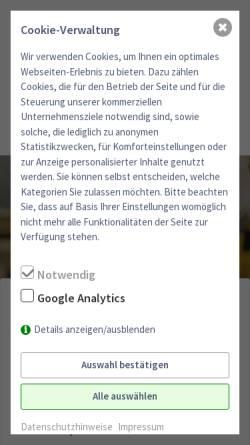 Vorschau der mobilen Webseite www.doc-db.de, Doc-db Qualitätsmanagementsystem