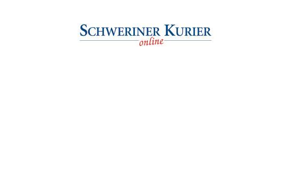 Vorschau von www.schwerinonline.de, Schweriner Kurier