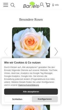 Baumschule Bartels Online Pflanzenversand Pflanzen Haus Und Garten