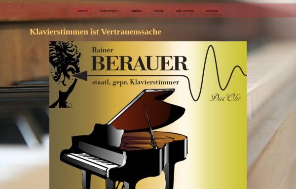 Vorschau von www.derklavierstimmer.com, Berauer, Rainer