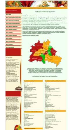 Vorschau der mobilen Webseite www.berlin-restaurantverzeichnis.de, Berlin-Restaurantverzeichnis.de