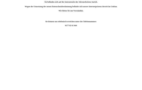 Vorschau von pfadfinder.jade-ems.de, Christliche Pfadfinder Aurich