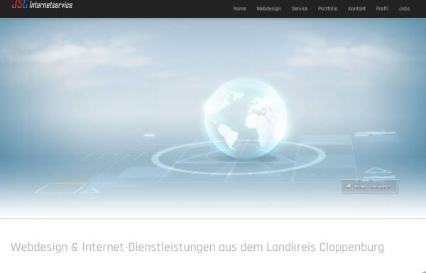 Vorschau von www.jsc-internetservice.de, JSC Internetservice, Inh. Jörg Schramm
