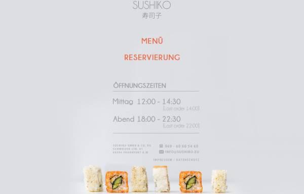 Asiatisch Frankfurt sushiko sushi restaurant asiatisch restaurants und gasthäuser