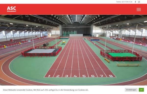 Vorschau von www.asc-duesseldorf.de, ASC Düsseldorf