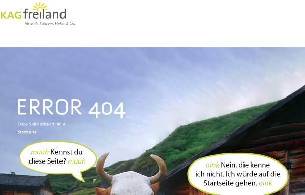 Vorschau von www.kagfreiland.ch, Eber statt Kastraten