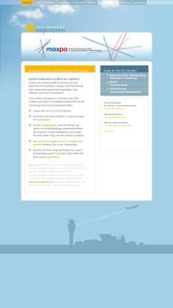 Vorschau der mobilen Webseite www.dk-copiloten.de, Duwe & Kurtenbach - die copiloten - communicationsdesign